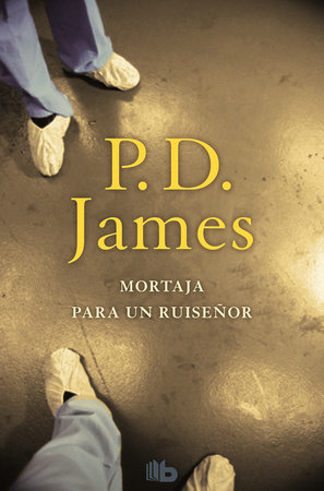 Mortaja para un ruiseñor  /  Shroud for a Nightingale by P. D. James
