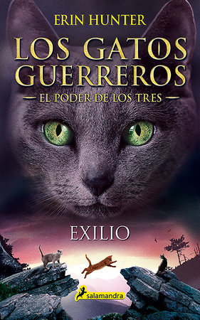 Exilio / Outcast by Erin Hunter