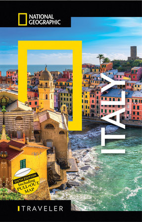 National Geographic Traveler Italy 6th Edition by Tim Jepson
