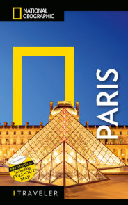National Geographic Traveler Paris 5th edition