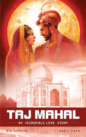 The Taj Mahal by Rik Hoskin