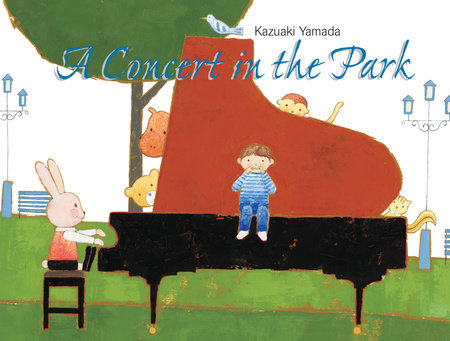 A Concert in the Park by Kazuaki Yamada