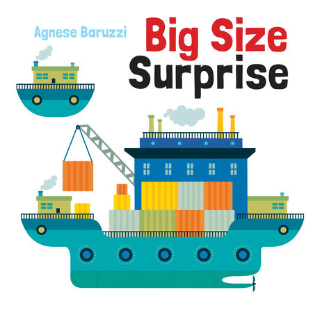 Big Size Surprise by Agnese Baruzzi